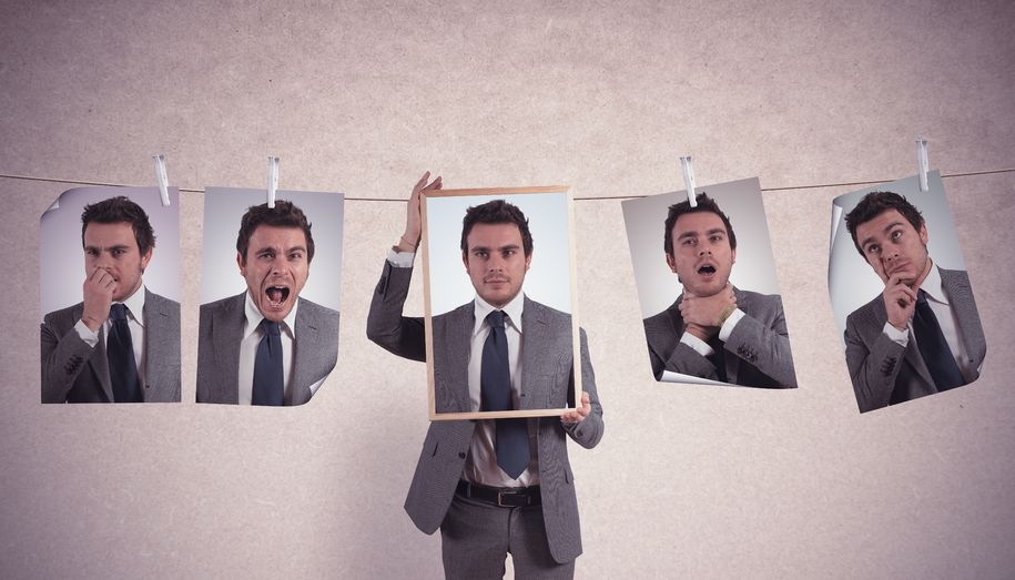 Emotion job interview